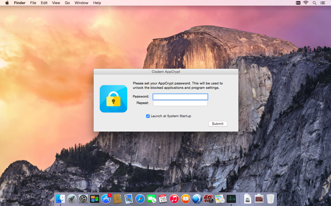 25% Off to Get Cisdem AppCrypt for Mac to Keep Your Mac Applications Locked from Prying Eyes