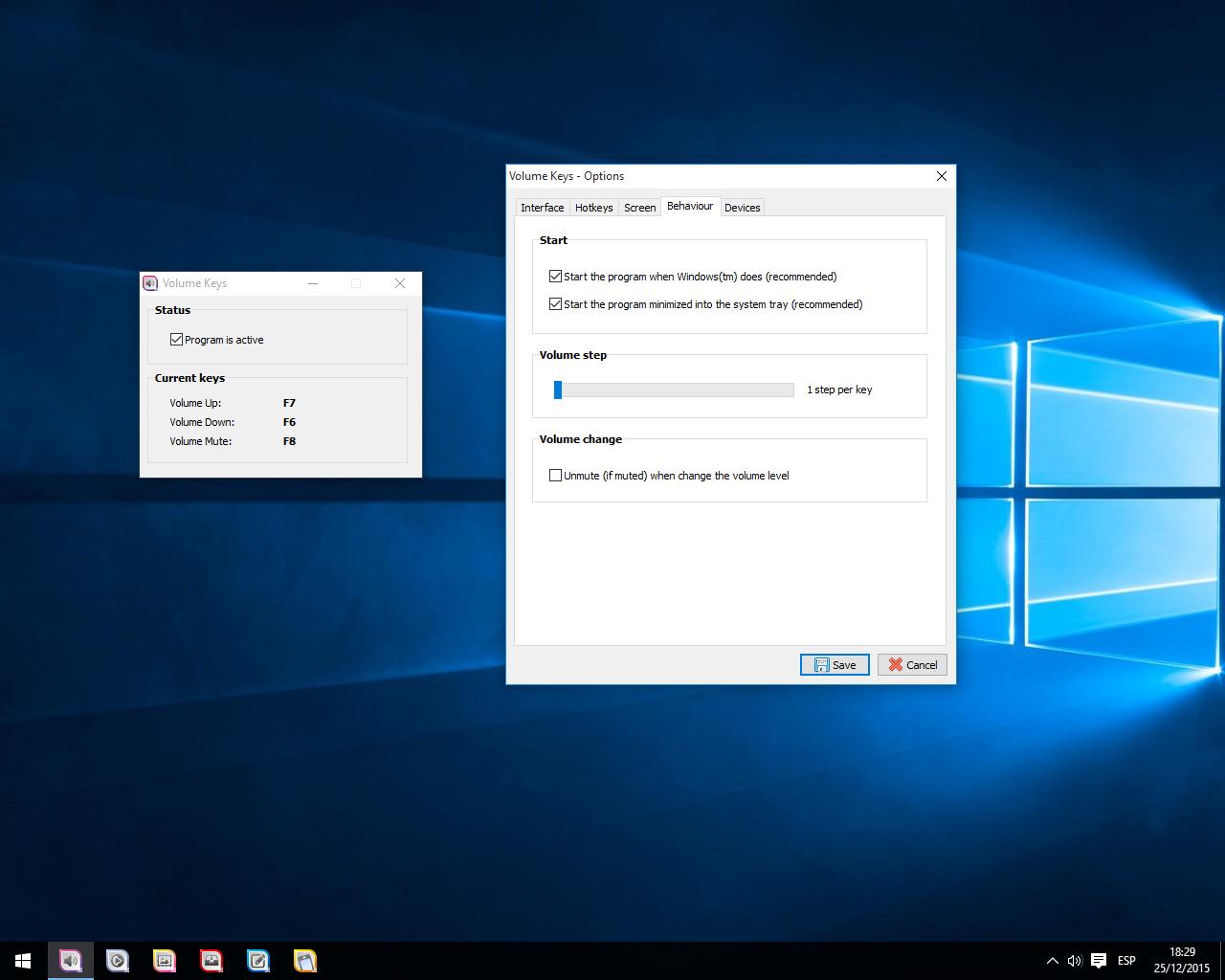 Get Volume Keys to Adjust Computer Volume Using Hotkeys