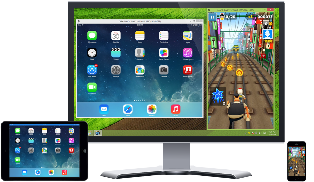 38% Off to Get X-Mirage to Mirror and record iOS screen on Windows PC