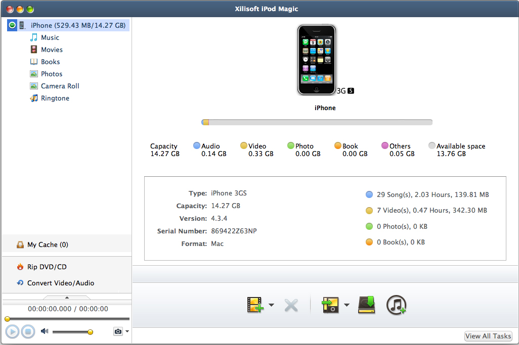 35% Off to Get Xilisoft iPod Magic an All-in-one iPod Manager Tool