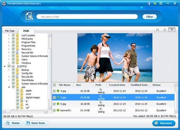 20% Off to Get Wondershare Data Recovery for Mac to Recover Data Lost on a Mac
