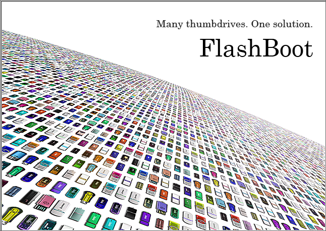 50% Off to Get FlashBoot to Make External USB Storage Devices Bootable