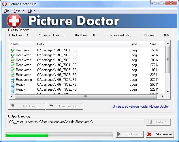 40% Off to Get Picture Doctor to Repair Corrupted JPEG and PSD Files