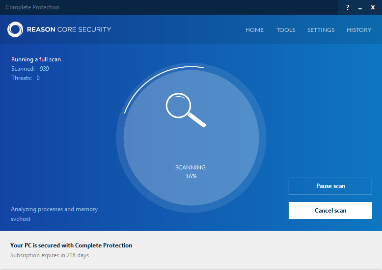 50% Off to Get Reason Core Security to Kill the Malware That Your Antivirus Missed