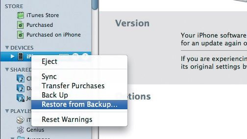 How to Backup Your iPhone and iPad
