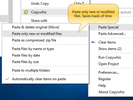 Get Copywhiz A Better Way to Copy Files