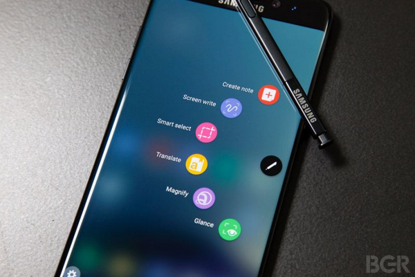 This crazy new feature might be coming to the Galaxy Note 8