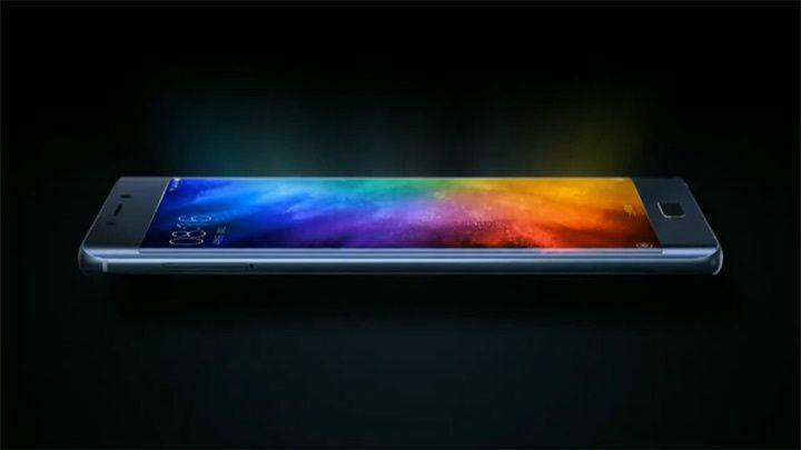 Xiaomi Finally Unveils the Mi Note 2