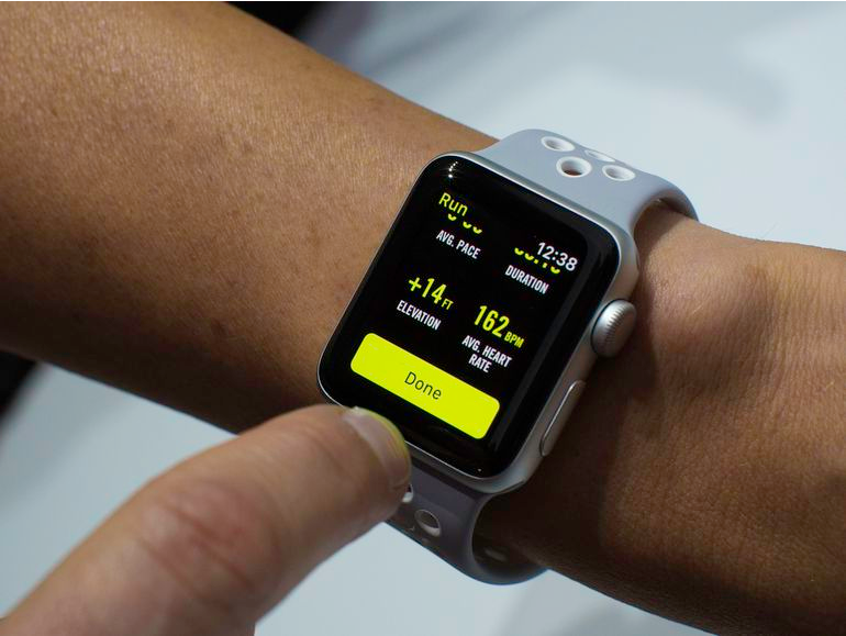 Apple's partnership with Nike lives on with the Apple Watch