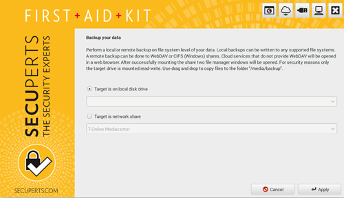Get First Aid Kit to Be Prepared for Computer Emergencies