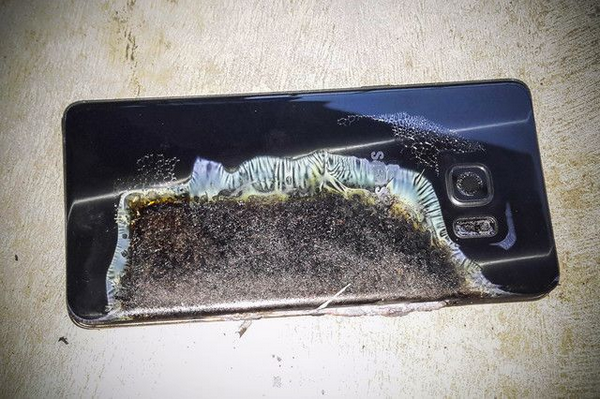 Samsung says it knows why the Galaxy Note 7 exploded — and it's no surprise