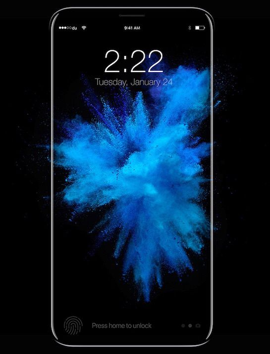 iPhone 8 Said to Feature Iris Scanner to Authenticate With Your Eyes