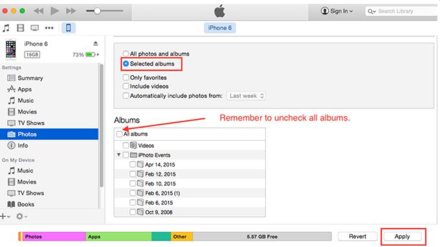 How to Transfer Photos from Computer to iPhone