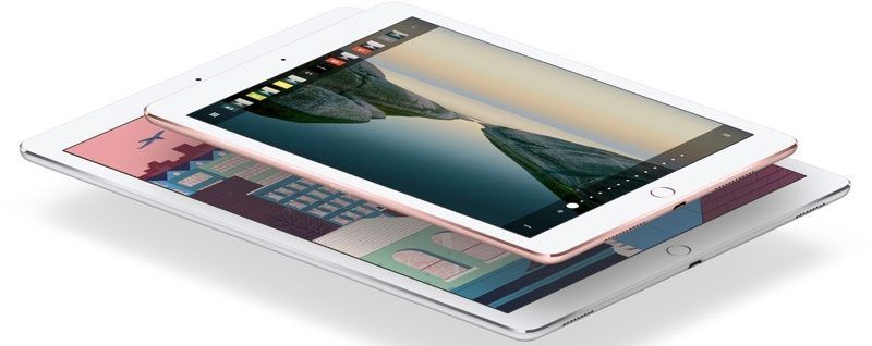 10.5-Inch and 12.9-Inch iPads May Not Ship Until May or June