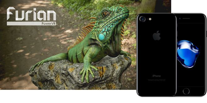 Future iPhones Could Support 4K Graphics and Much Faster Gaming With PowerVR Furian