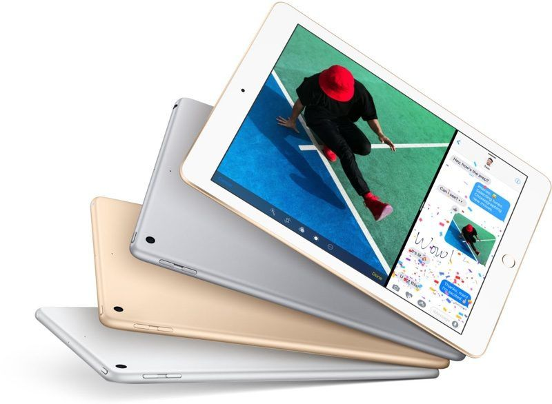 The New iPad vs. 9.7-inch iPad Pro and iPad Air 2