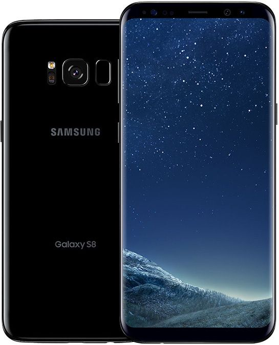 Samsung Unveils Galaxy S8 and S8+ With Iris and Facial Recognition, No Home Button