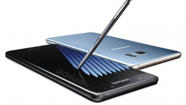 Samsung CONFIRMS Galaxy Note 8 Release For 2H 2017