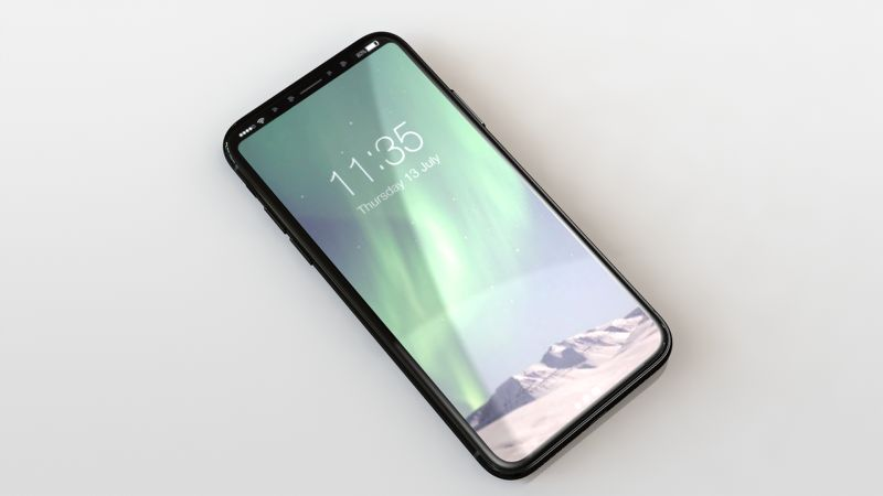 This is the closest we've come so far to seeing a real iPhone 8