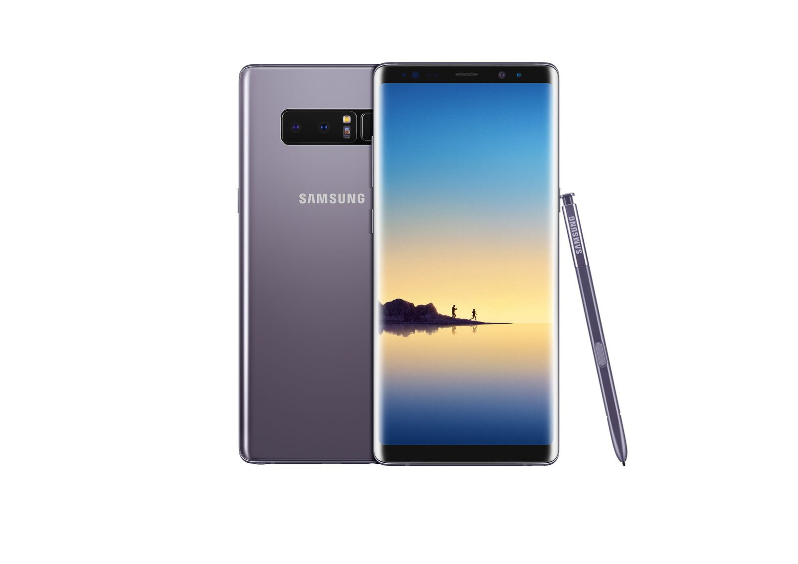Samsung unveils new Galaxy Note 8 phablet