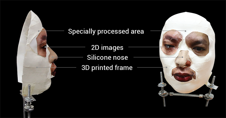 iPhone X Face ID tricked by researchers with 3D printed mask