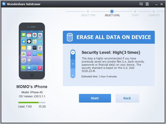 How to permanently delete files on iPhone/iPad/iPod