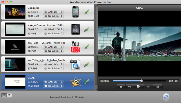 How to import .MKV files to iMovie
