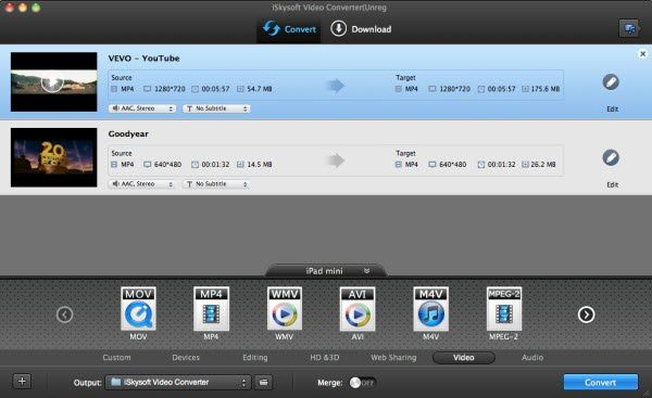Importing .MPG into iMovie
