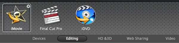 How to import .mpg file into iMovie