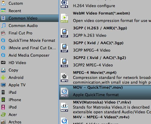 How to import convert XAVC to Kdenlive on Mac
