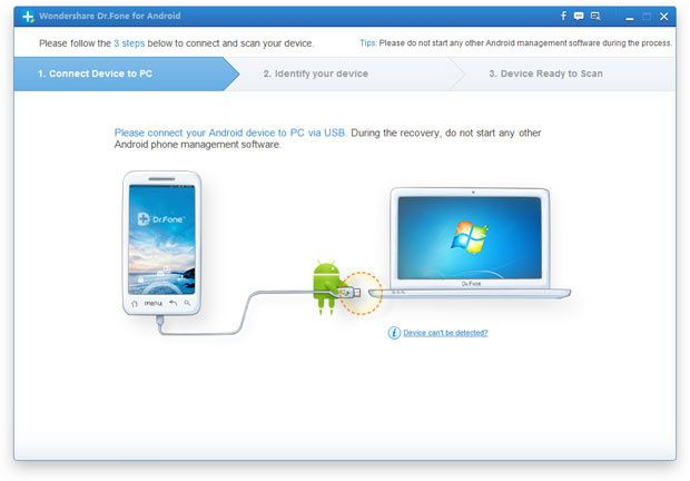 How to recover deleted files from Sony Xperia