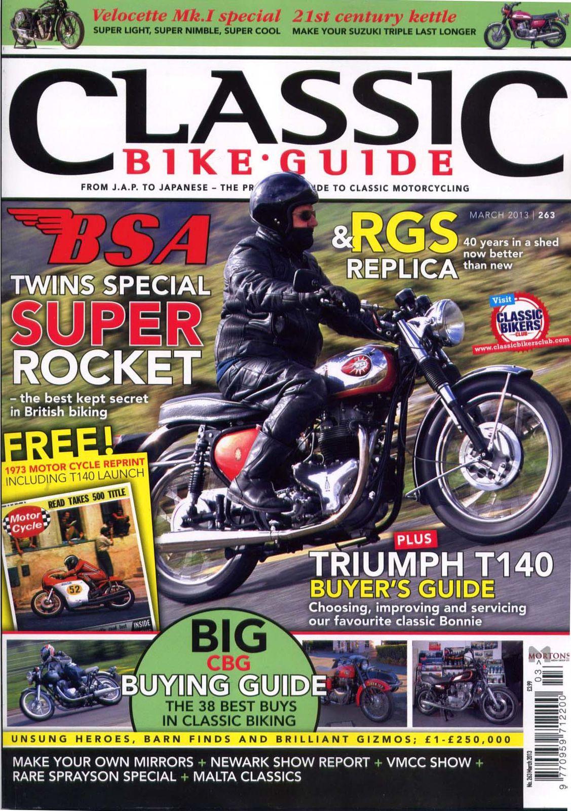 Classique Bike Guide