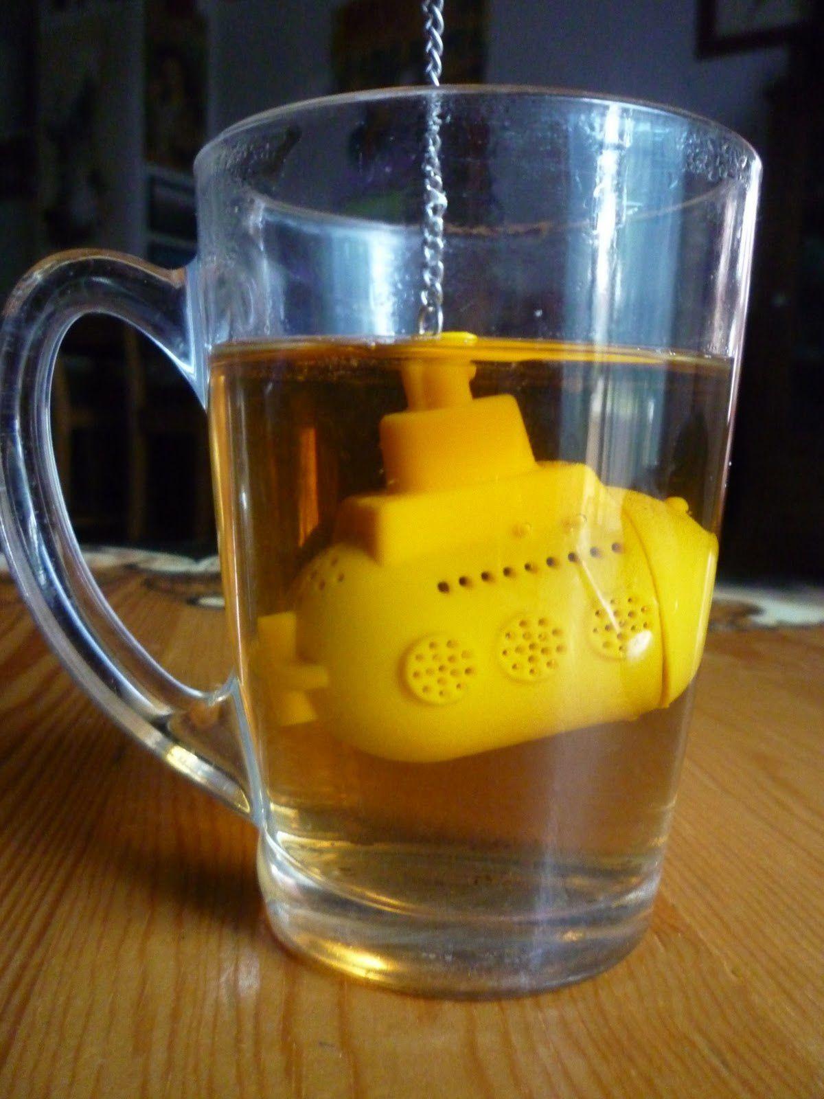 Moi le thé, je le bois à l'anglaise!