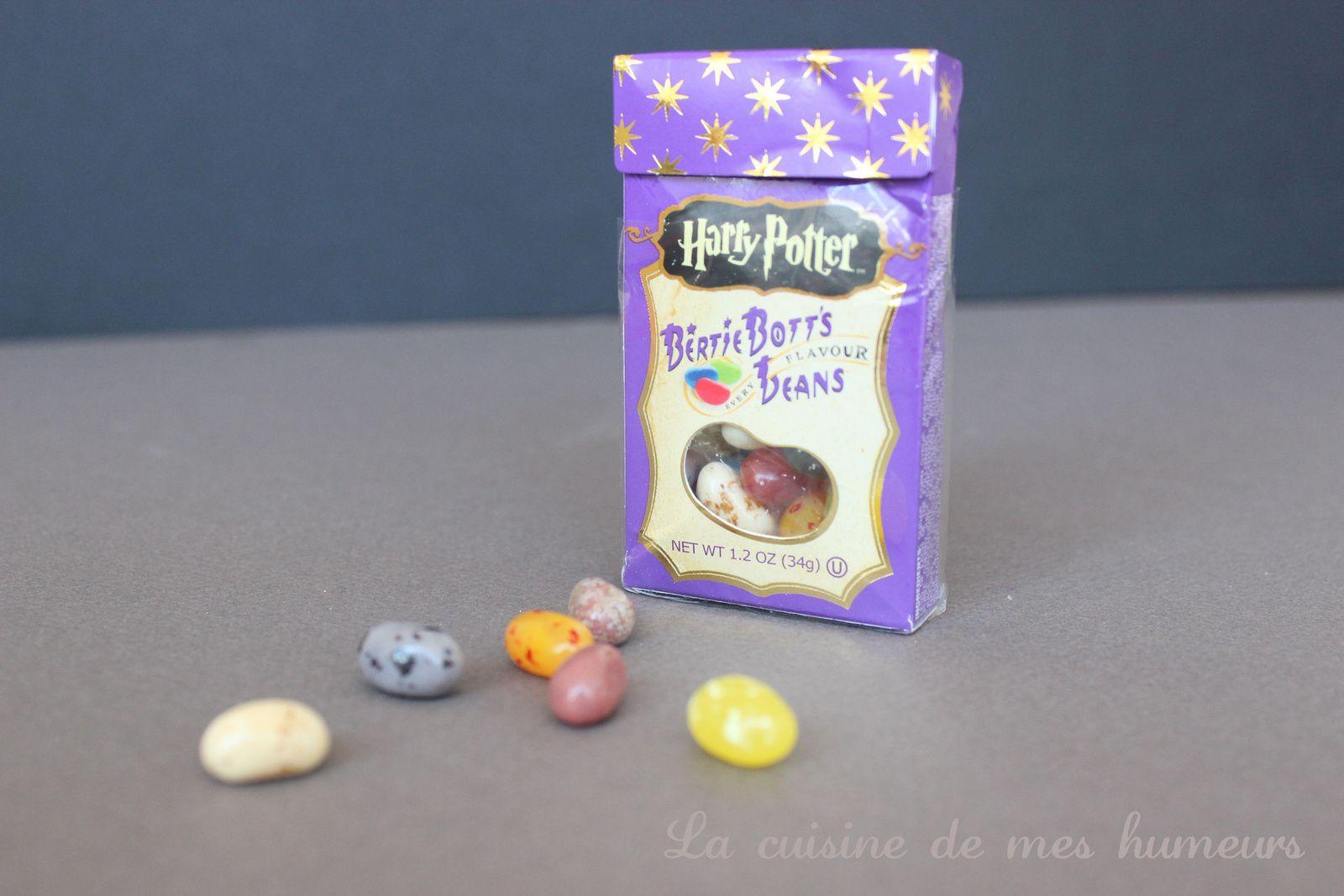 Jeu des bonbons de Harry Potter disponible sur un lien ci-après