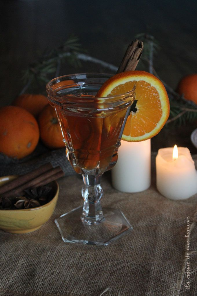 premier jour du printemps sur la comt vin blanc chaud l 39 orange et aux pices la cuisine. Black Bedroom Furniture Sets. Home Design Ideas