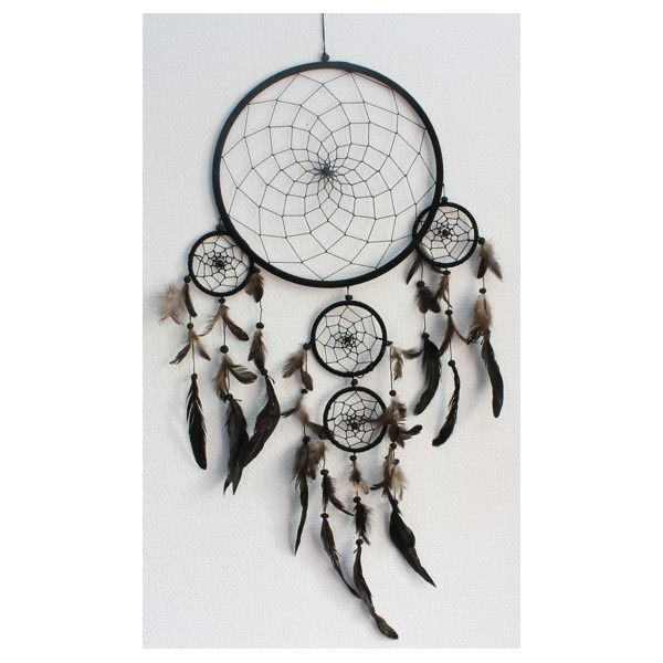 diy dreamcatcher g ant ouz 39 cr ations. Black Bedroom Furniture Sets. Home Design Ideas
