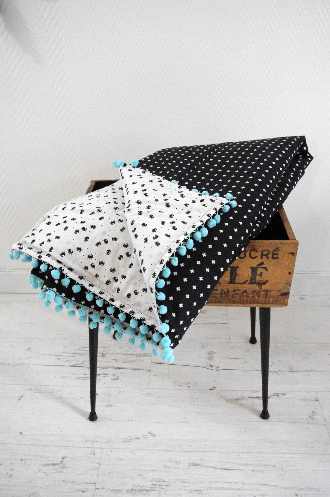 linge de maison l 39 abracadabroc. Black Bedroom Furniture Sets. Home Design Ideas