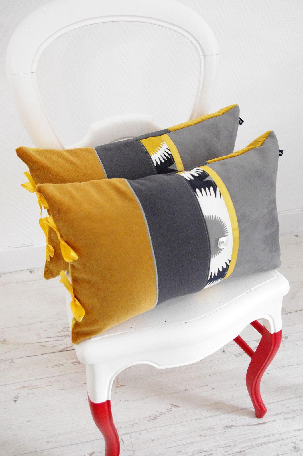 coussins l 39 abracadabroc. Black Bedroom Furniture Sets. Home Design Ideas