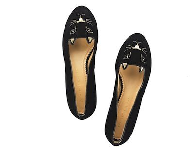 Et last but not least les chaussures Kitty de Charlotte Olympia