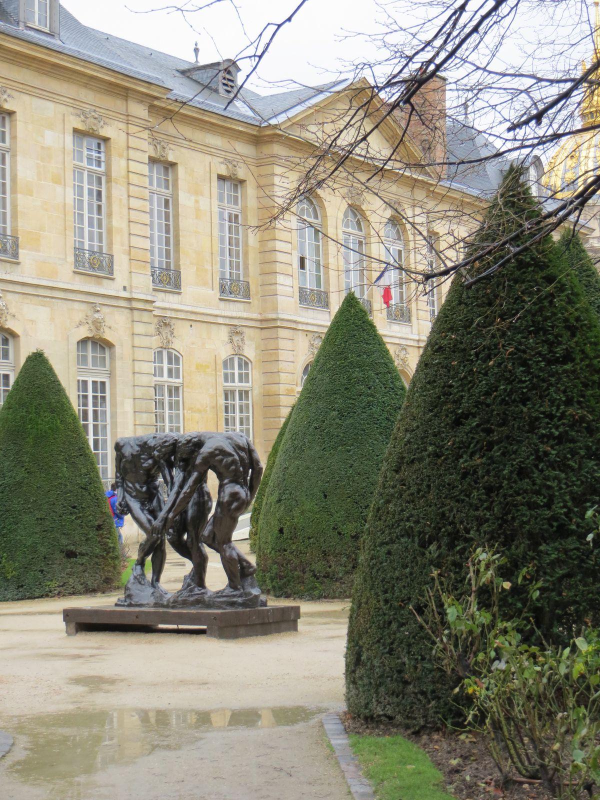 Rodin, la chair &amp&#x3B; le marbre