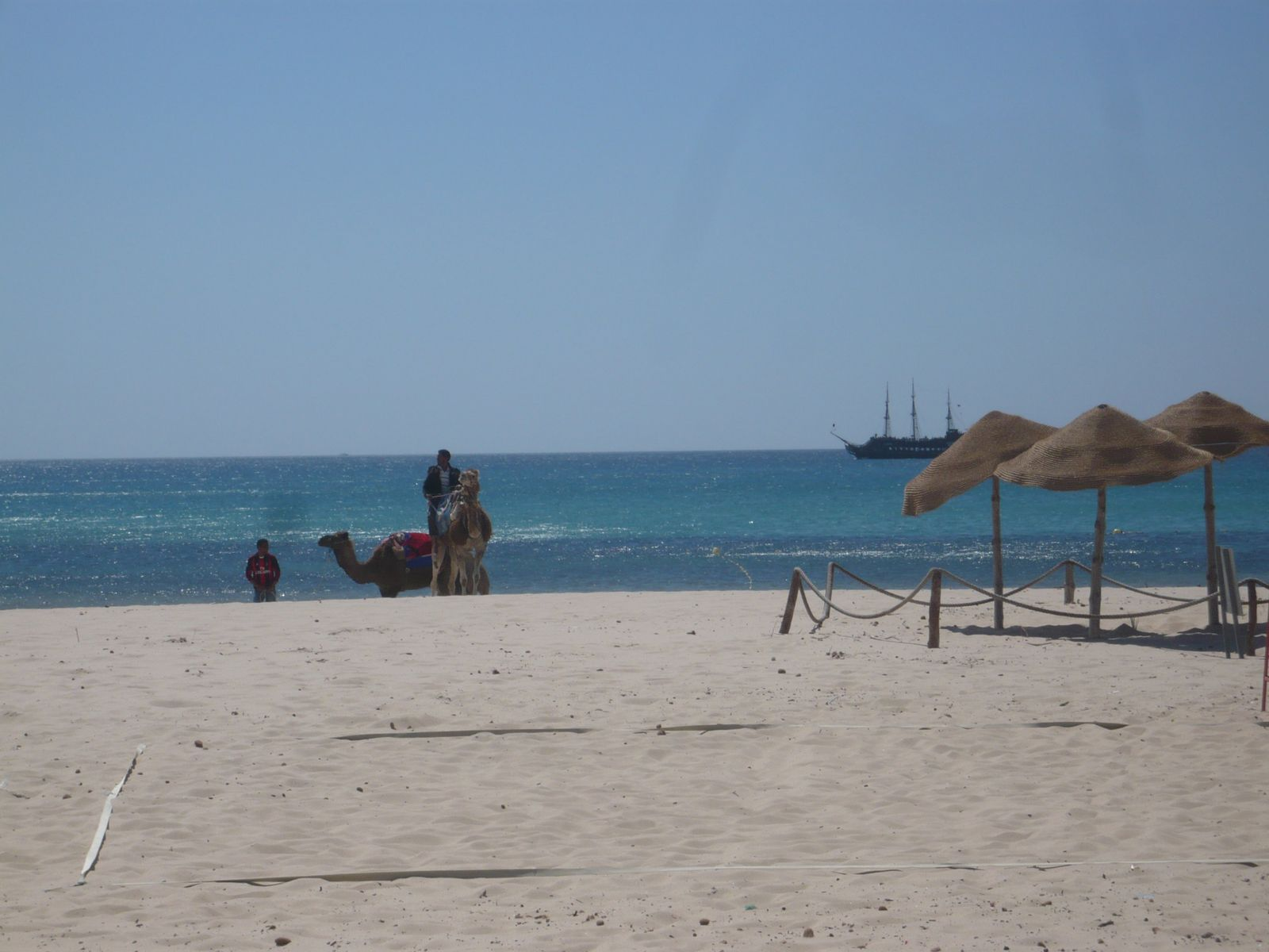 Hara-kiri en Tunisie, épisode 1