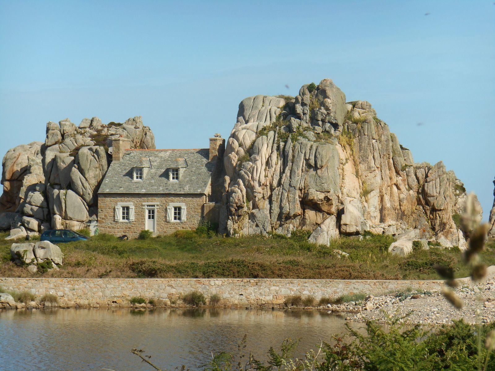Les mèmères en vadrouille 3, une maison mondialement connue!