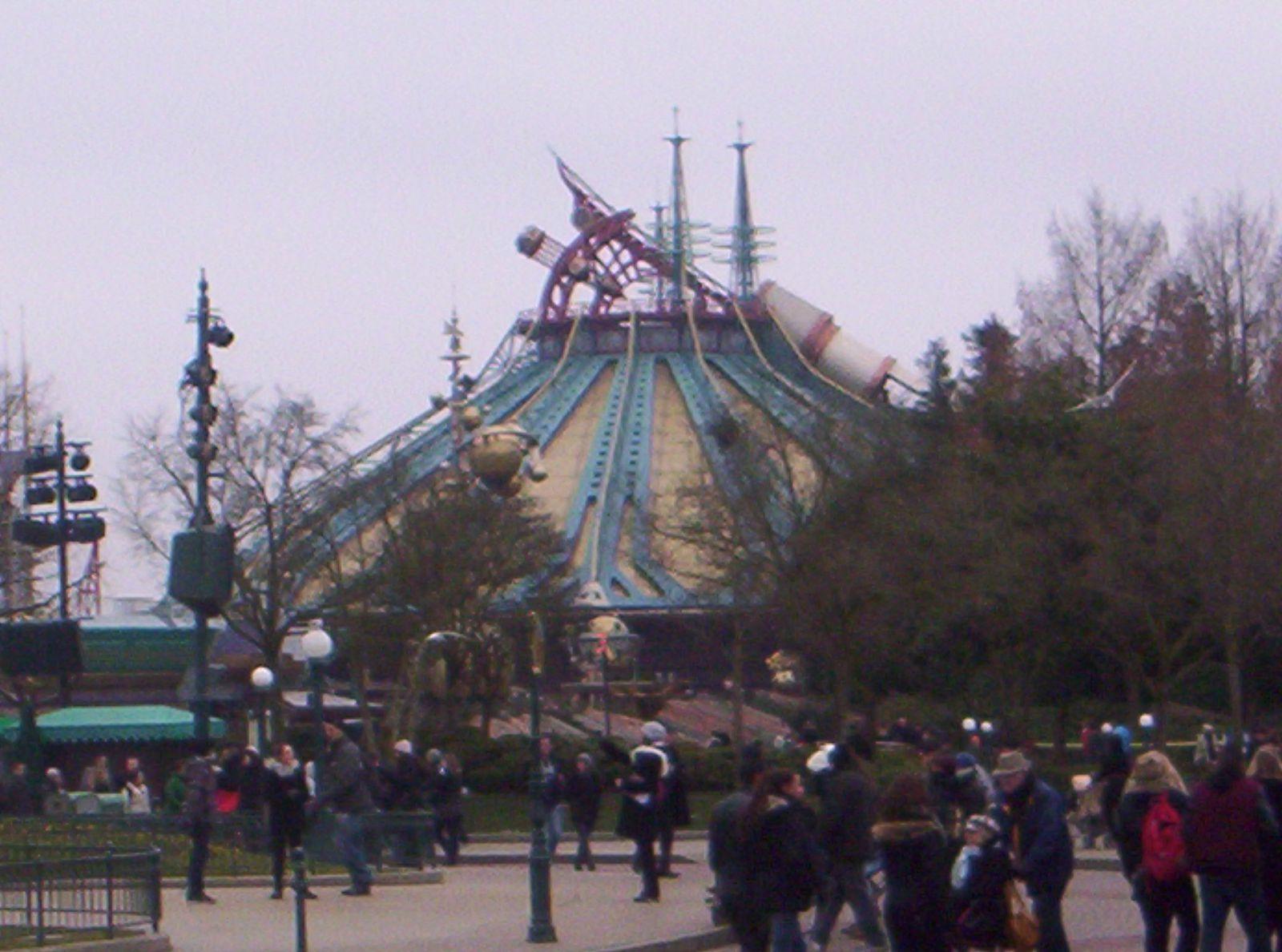 Et voici les merveilles de Disneyland Paris !