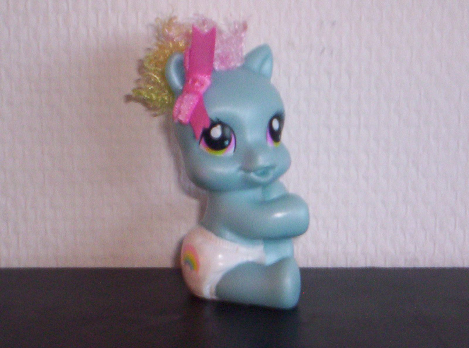 G4 Rainbow Dash Newborn Cuties, 2008