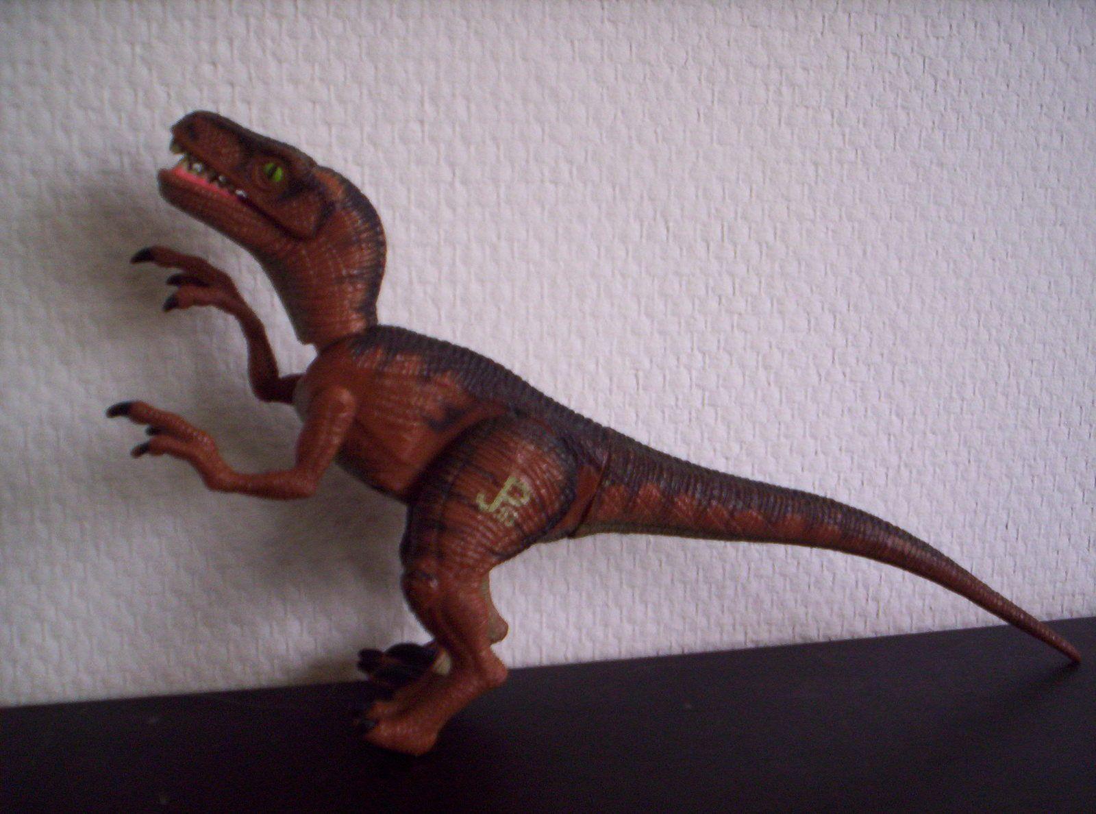 Velociraptor brun, JP, 1993