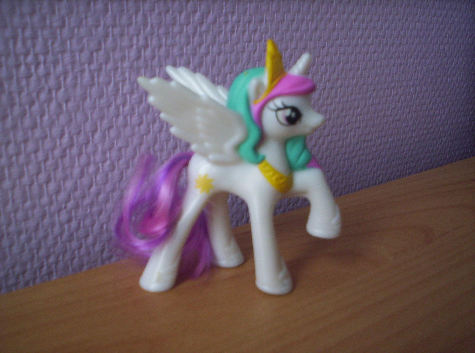 Figurine Celestia, Mc Do, 2014.