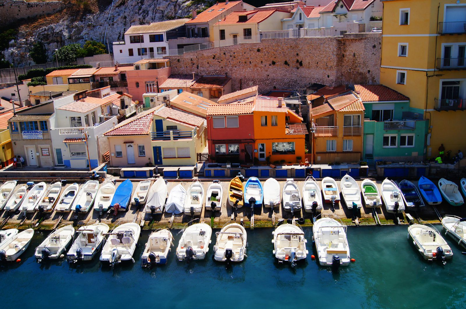 Le vallon des auffes marseille like a bird photography - Le petit cabanon marseille ...