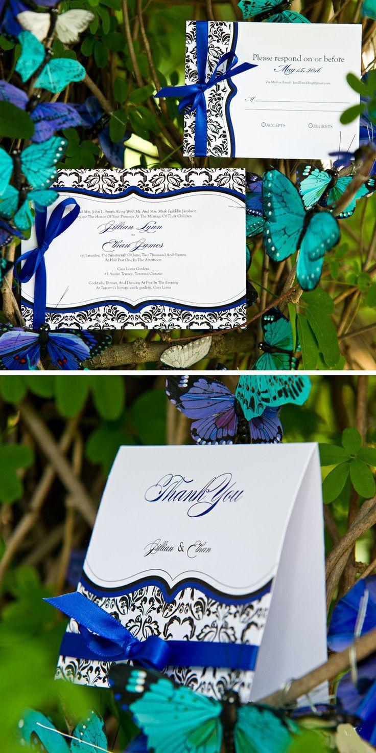 escort cards damas mariage champetre papillon