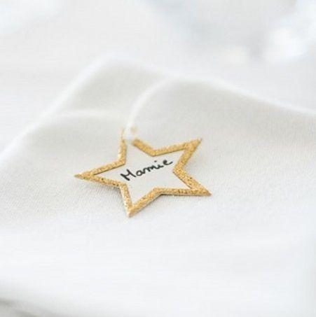 marque place étoile or