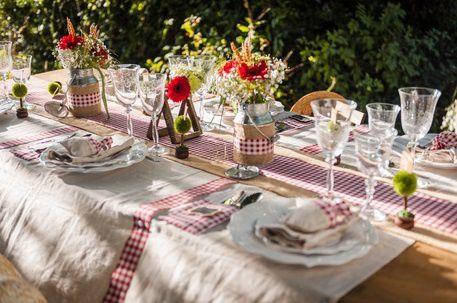 Decoration Table Repas De Famille
